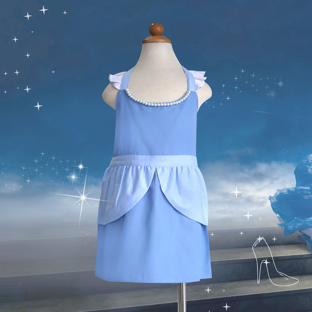 *NEW* Petite Activity Apron - Cinderella Pearl