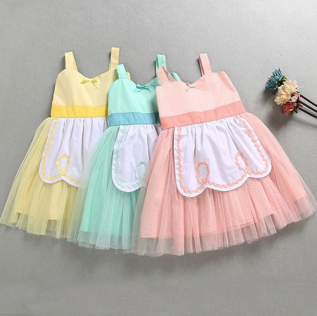 Pastel Princess Tulle - Up to 140cm