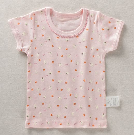 Petite Homewear - Bunny T-Shirt Up to 140cm (Set of 3)