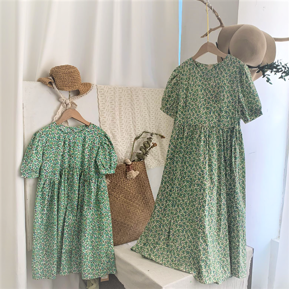 *New Arrival* Georgina Twinning Floral Dress (Up to Mama L)