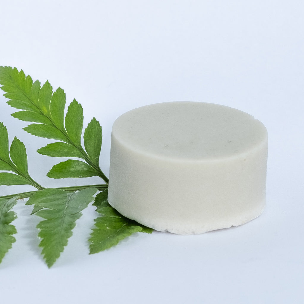 Green Clay Cleansing Bar - cleanser - BelleandCo.co.nz - Belle & Co - plastic free beauty - organic beauty