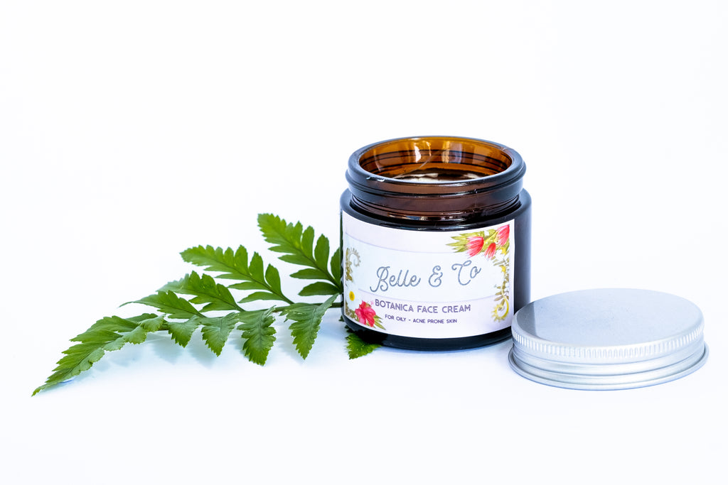 Botanica Face Cream for Oily, Combination or Acne Prone Skin - [product_type] - BelleandCo.co.nz - Belle & Co - plastic free beauty - organic beauty