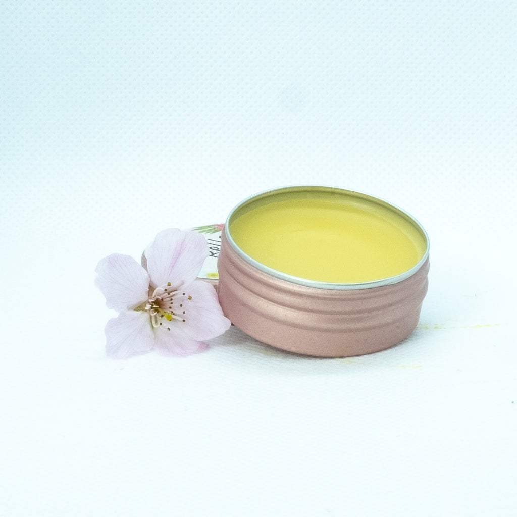 Lemon and Lavender Lip Balm - [product_type] - BelleandCo.co.nz - Belle & Co - plastic free beauty - organic beauty
