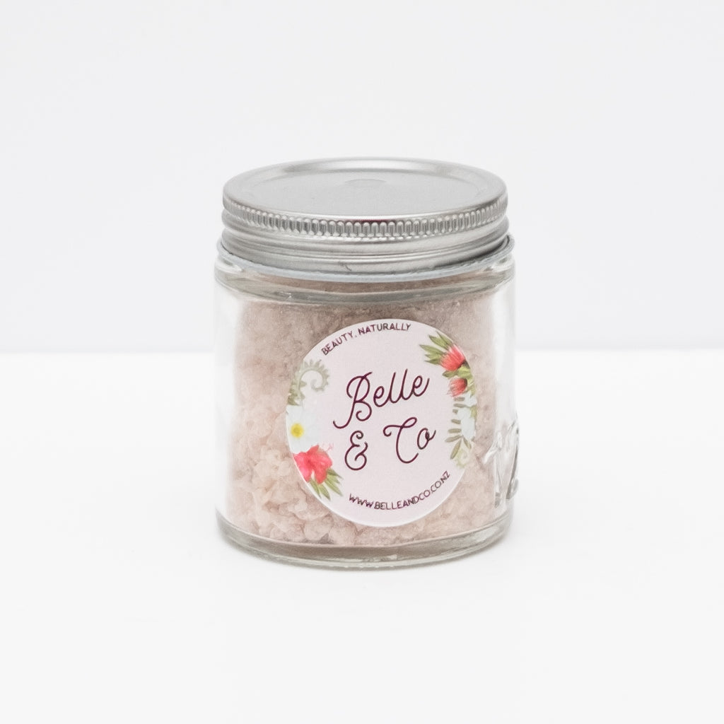Soothing Pink Clay Bath Salts