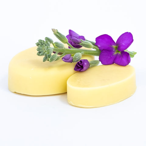 Nourishing Body Butter Bar - Ylang Ylang & Lavender - Body bar - BelleandCo.co.nz - Belle & Co - plastic free beauty - organic beauty