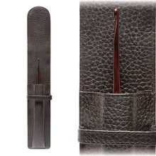 Load image into Gallery viewer, Leather Single Hook Case - OpoCrochet