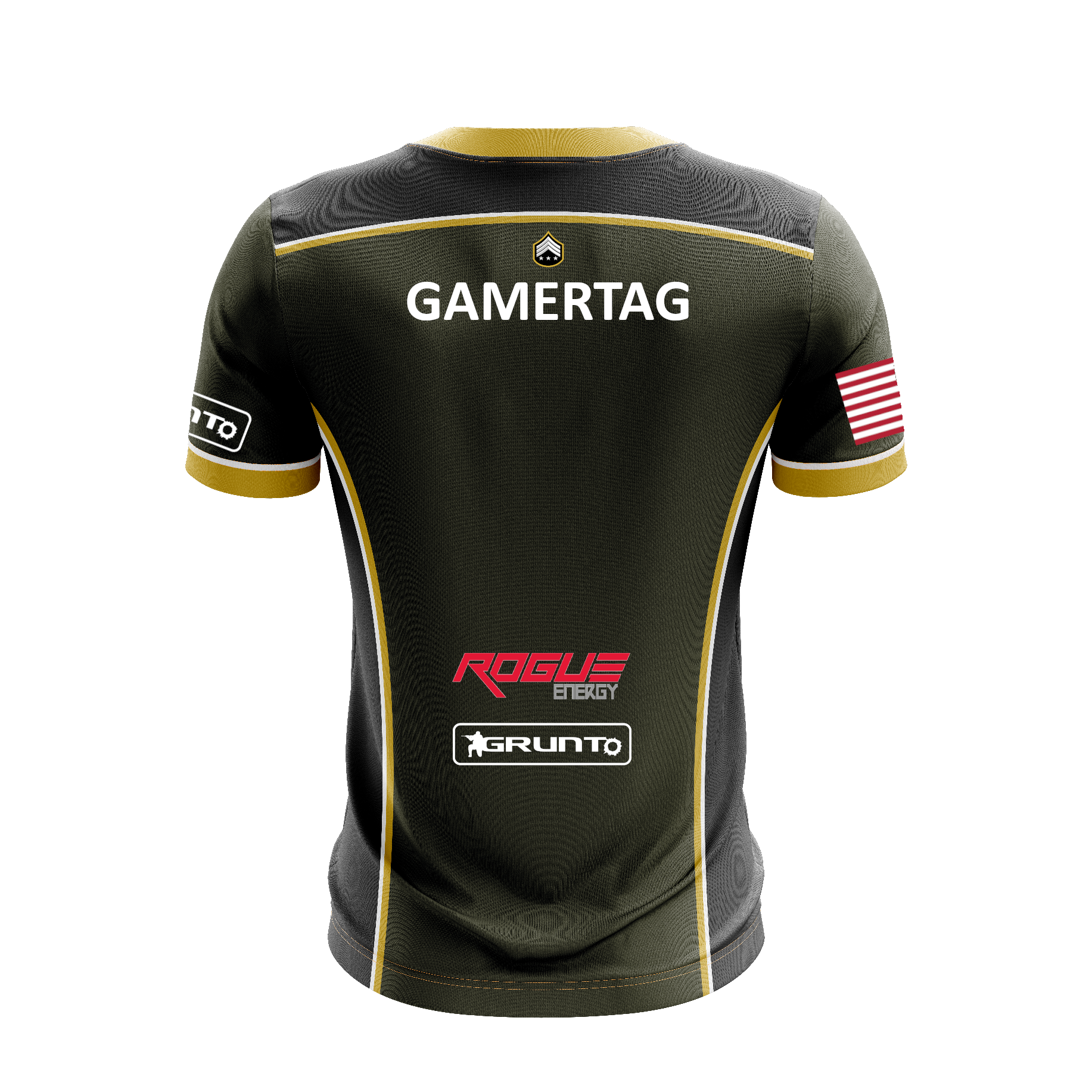 GRUNTo Esports Competitive Jersey