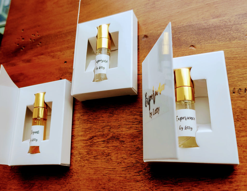 Signature Parfums by Letty Discovery Set