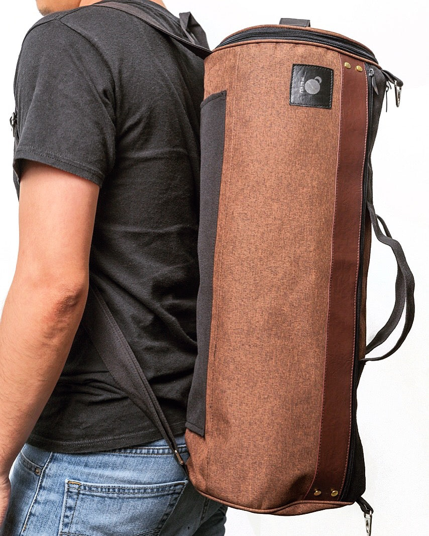 APOLLO in Brown (3 in 1 Wild Bag)