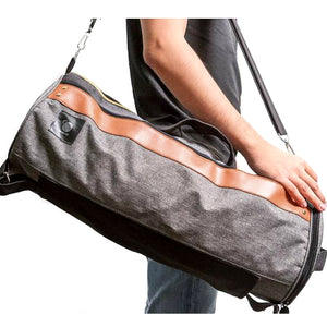 APOLLO in Grey (3 in 1 Wild Bag)