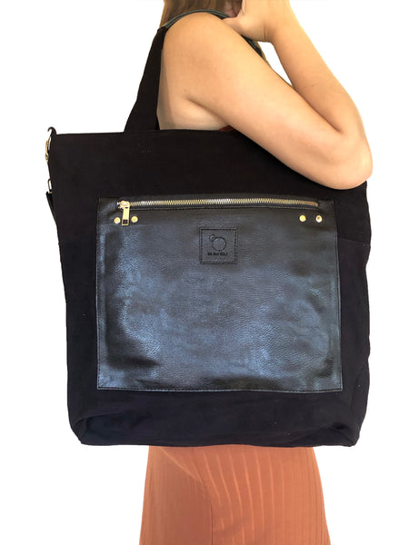 LUMINA in Midnight (2 in 1 Wild Bag)
