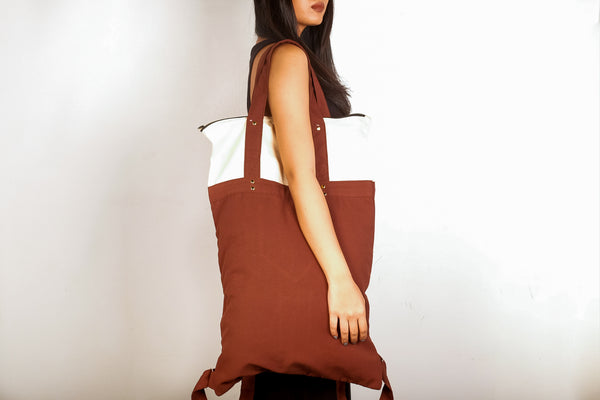 LUNAR in Brown (3 in 1 Wild Bag)