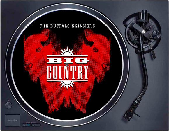 Big Country Buffalo Skinners Slipmat