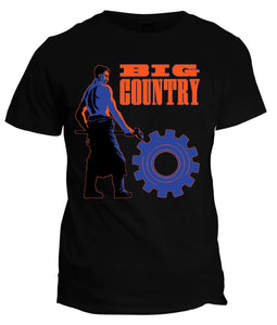 Black Steelman T shirt