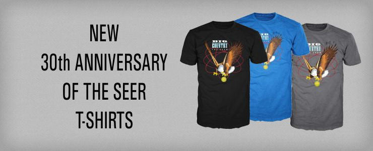 30th Anniversary of The Seer T-Shirts