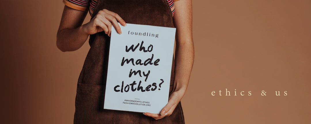 foundling ethical clothing