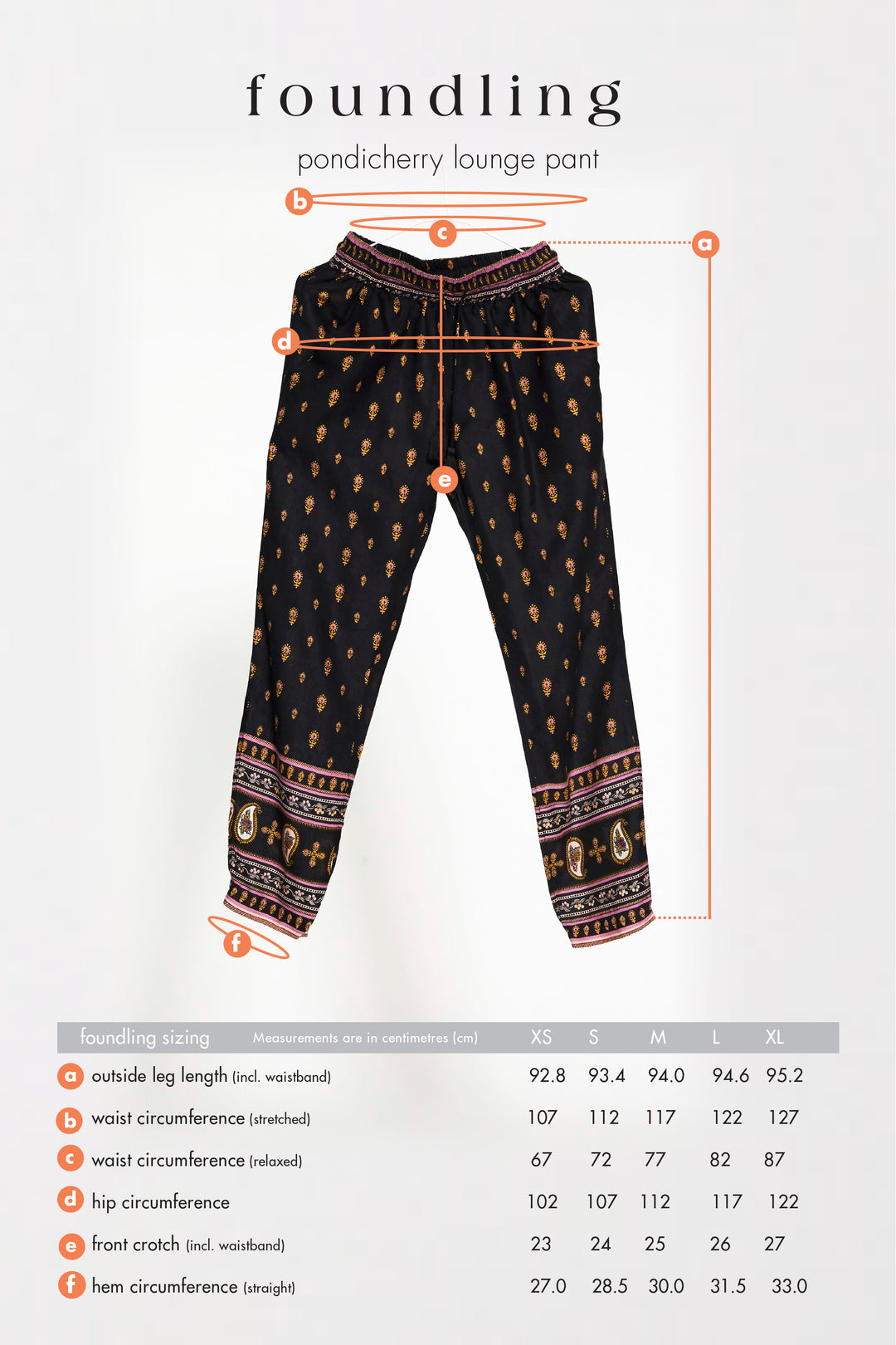 Pondicherry Lounge Pant