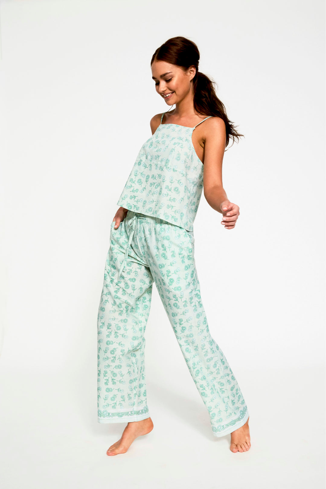 dandylion pj set in eau