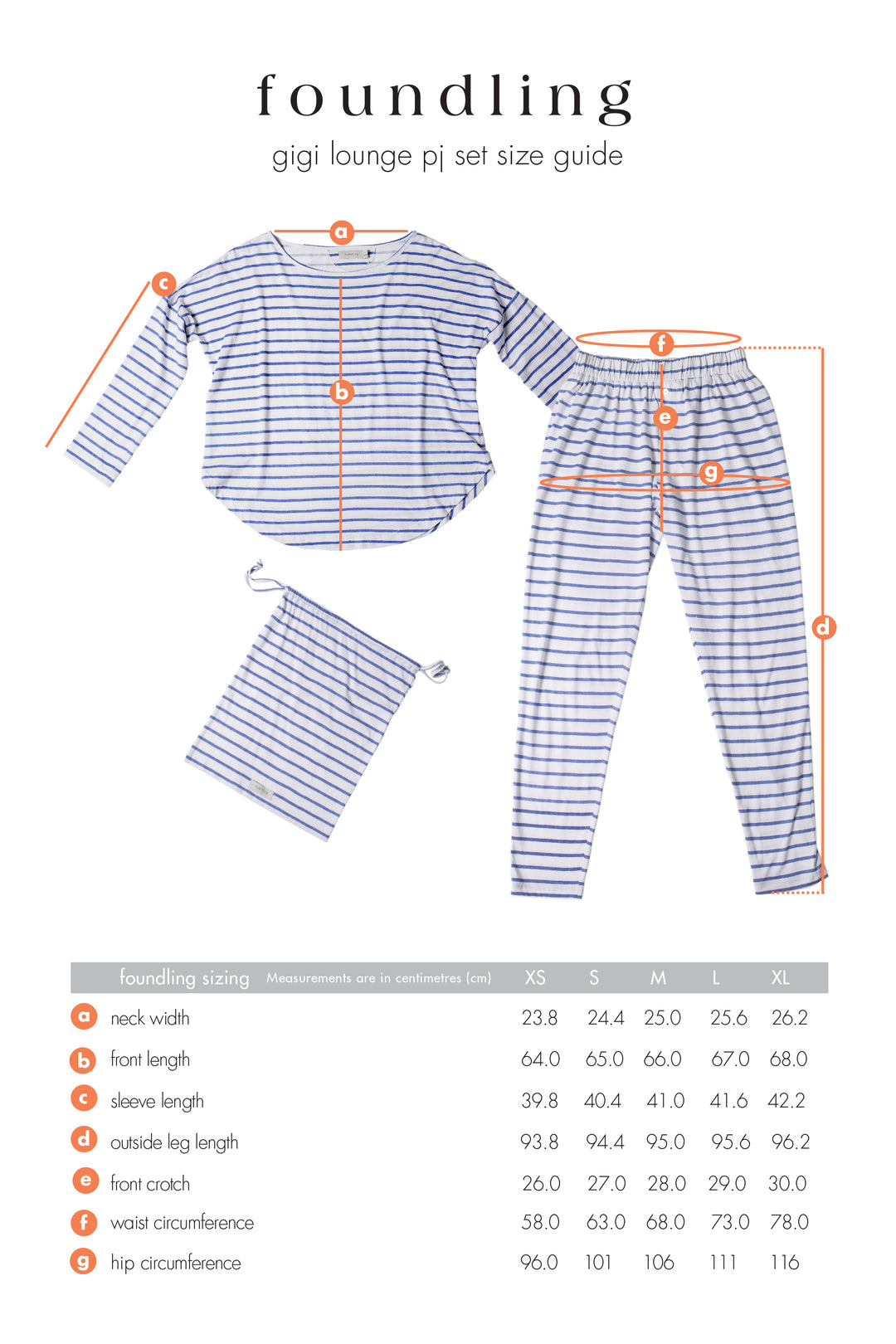 Gigi Lounge PJ set