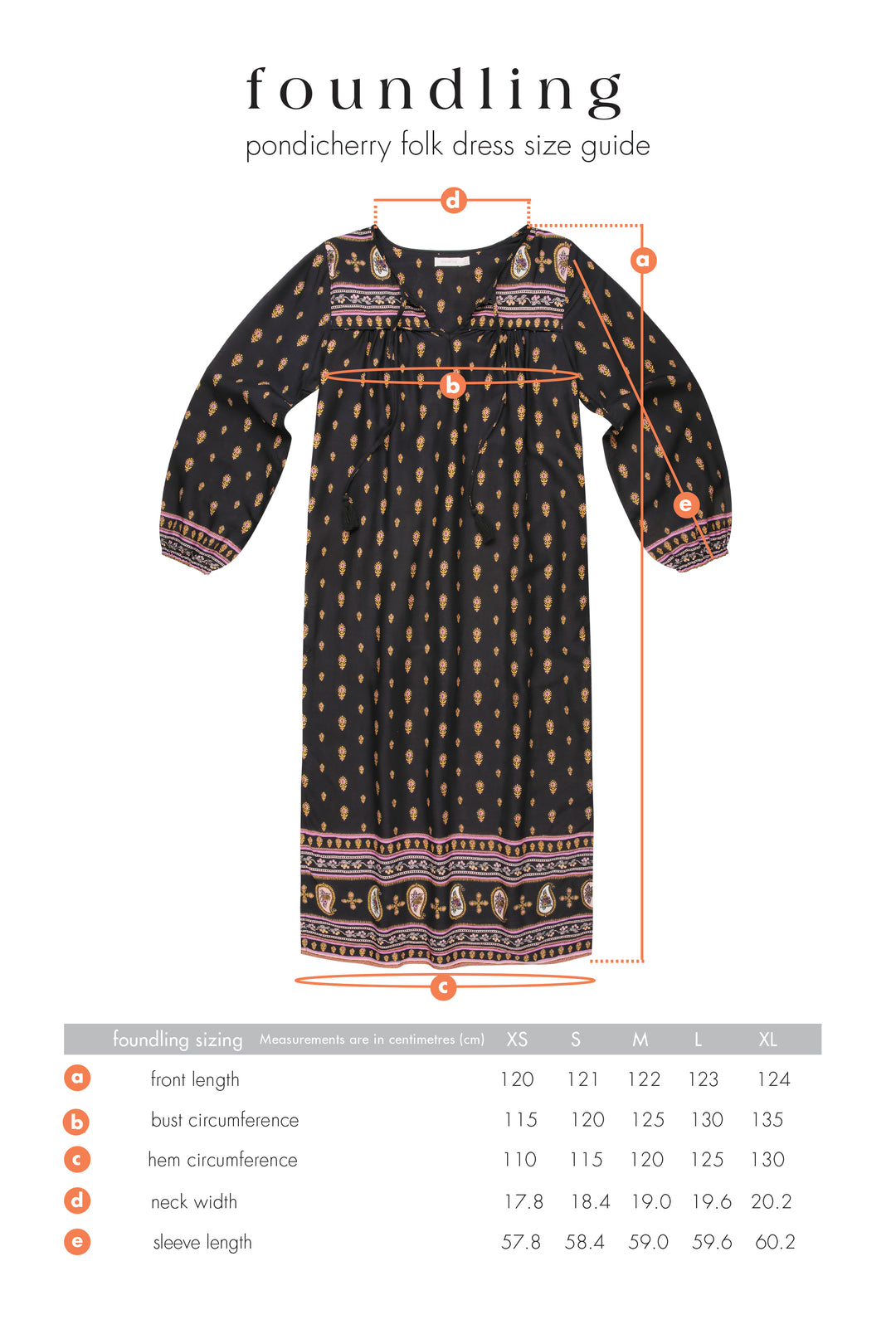 clearance: Pondicherry Folk Dress