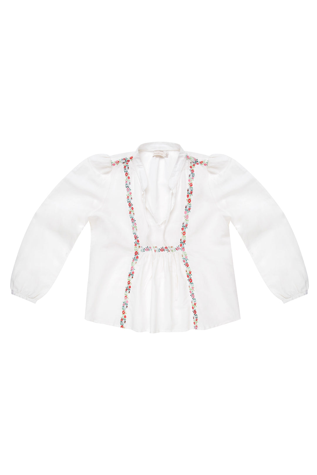 clearance: Prairie Ribbon Blouse Laura