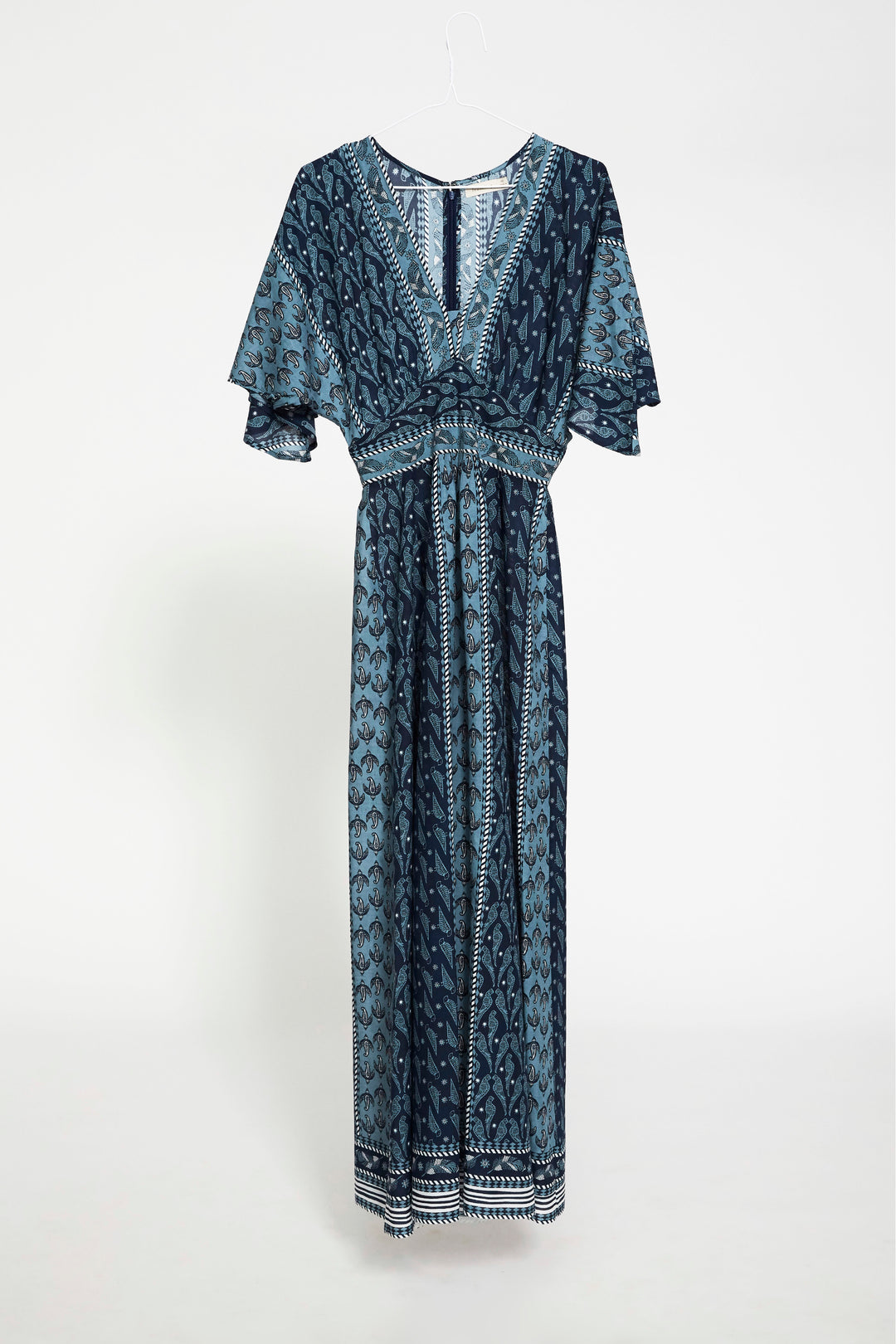 Bellebird Flutter Maxi Dress