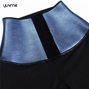 Women High Waist Sauna Workout/Yoga Pants - Limited Edition