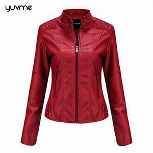 Ultra Stylish Leather Jackets for Women