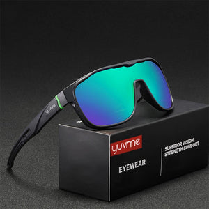 Elegant Polarized & UV Protected Sports Sunglasses