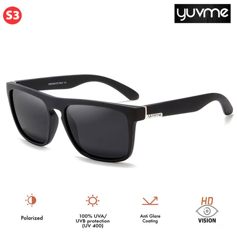HD Polarized Sunglasses for Men & Women