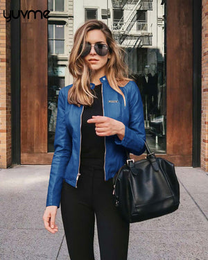 Modern Leather jackets for Women