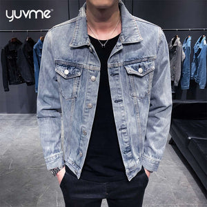 Bikers Denim Jackets