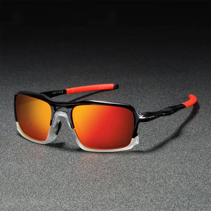 YUVME Sports Polarized & UV-Protected Sunglasses
