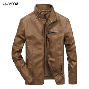 Winter Leather Jackets for men