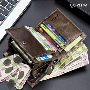 Genuine High Quality Leather Wallet