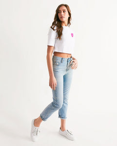Self-Love Cropped Tee