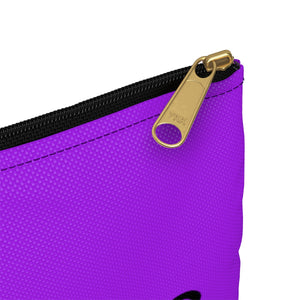 Self-Love Accessory Pouch Purple