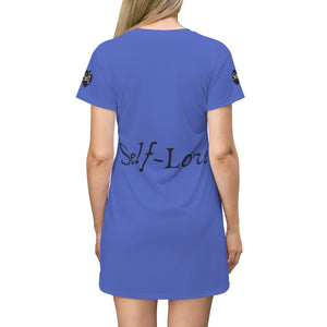 Self-Love T-Shirt Dress