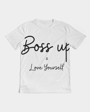 Boss Up & Love Yourself Men's Tee