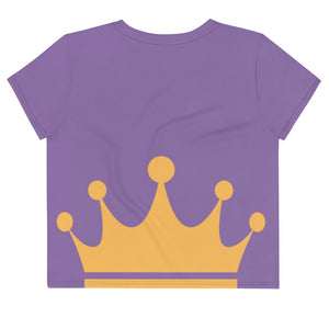 Crowned Crop Tee
