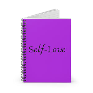 Self-Love Spiral Notebook