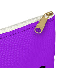 Load image into Gallery viewer, Self-Love Accessory Pouch Purple