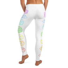 Load image into Gallery viewer, 7 Chakra Leggings