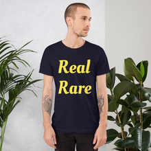 Load image into Gallery viewer, Real rare Unisex T-Shirt