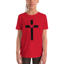 Load image into Gallery viewer, Youth Blessed with Love T-Shirt
