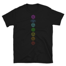 Load image into Gallery viewer, 7 Chakra T-Shirt