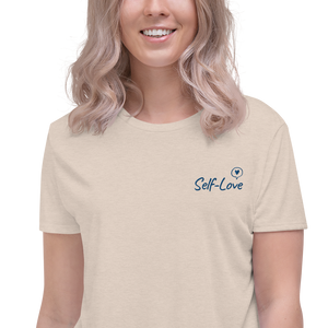 Self Love love Crop Tee