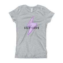 Load image into Gallery viewer, Selflove Girl's T-Shirt