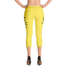 Load image into Gallery viewer, Self Love Capri Leggings