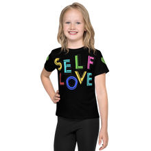 Load image into Gallery viewer, Self love Kids T-Shirt